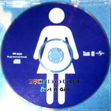 No Doubt - Just A Girl ° Maxi-Single-CD von 1997 °