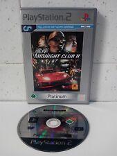 PS2 – Midnight Club 2 Platinum – ALE Castellano