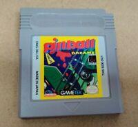 Pinball Dreams (Nintendo Game Boy) VINTAGE