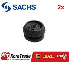 2x SACHS 802034 FRONT SHOCK ABSORBER TOP MOUNT CUSHION SET