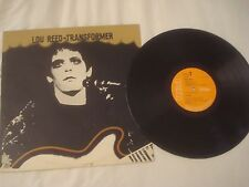 LOU REED - Transformer - LP Made in England VG++