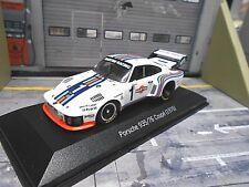 PORSCHE 935 Turbo /76 #1 Mass Ickx Winner Dijon 1976 Martini Rac Minichamps 1:43