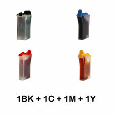 B60X4 4 CARTUCCE COMPATIBILI PER BROTHER BK C M Y BROTHER MFC-590C