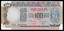 World Paper Money - India 100 Rupees ND 1979 P86g Letter A @ Crisp XF+