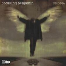BREAKING BENJAMIN: PHOBIA CD NEW