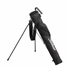 Titleist Japan Self Stand Carry Caddy Bag 4 - 5 Club Case AJSSB71 Black Japan.