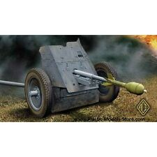 GERMAN 3.7CM ANTI-TANK GUN PAK.35/36 WWII 1/72 ACE 72241