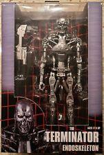 NECA 2015 The Terminator ENDOSKELETON T-800 movie figure cyborg MIB reel toys