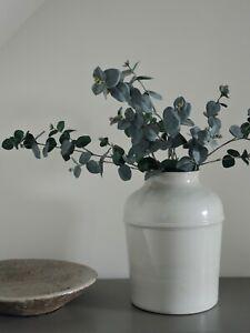 LARGE Ceramic Vase URN Christmas twig Vase BN