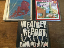 Weather Report [3 CD Alben] Mr.Gone + Domino Theory + Weather Report JOE ZAWINUL