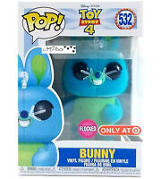 Funko Pop Disney Toy Story 4 Flocked Bunny Target Exclusive New In hand