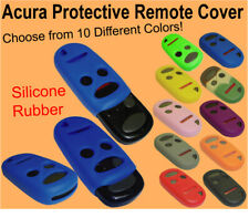 Acura Keyless Entry Remote Rubber Key Fob Cover CL RL TL Integra 97 99 01