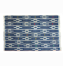 Vintage Baule ikat embroidered cloth from Cote d'Ivoire, West Africa BL60
