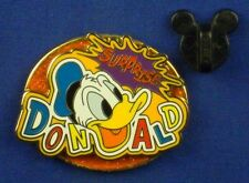Donald Duck Surprise Pin 2006 Glitter Pin-on-Pin Le 1000 Oc Disney Pin # 45165