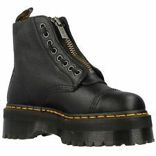 Dr Martens Womens Sinclair Aunt Sally Black Lace up Boot UK 6