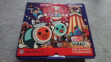 Taiko no Tatsujin: Appare Sandaime Drum Controller - PS2 [NTSC-J] - *NO GAME*