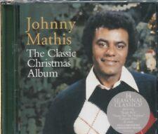 JOHNNY MATHIS - THE CLASSIC CHRISTMAS ALBUM - CD
