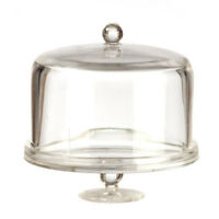 Miniature 1:12 Scale Covered Cylinder Cake Dish