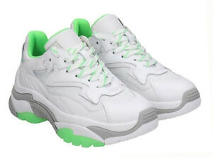 ASH SNEAKERS ADDICT WHITE/GREEN