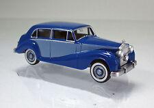 Wiking 083803 Rolls-Royce Silver Wraith - azurblau / pastellblau