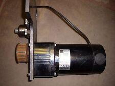 Bodine Electric Gearmotor , Type 42A5BEPM-E3 , 130v, (E1)