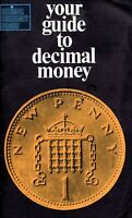 Your Guide to Decimal Money - The Editor - HMSO - Acceptable - Paperback