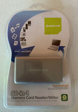 Iogear Memory Card Reader and Writer 56 in 1 *BRAND NEW SEALED*