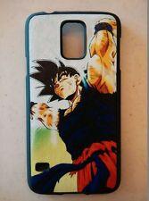 USA Seller Samsung Galaxy S5 SV Anime Phone case Cover Dragon Ball Z Cool Goku