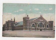 The Armouries Toronto Canada 1909 Postcard 420a