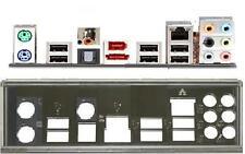 ATX Blende I/O shield Asus M4N82 Deluxe P6T-SE io #29 io shield bracket new