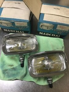 Ferrari 250 Marchal 653 fog lights