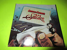 """CHEECH AND CHONG - UP IN SMOKE / ROCK FIGHT 45 7"""" PIC SLEEVE PICTURE"""
