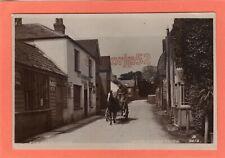 More details for piddletrenthide post office horse & cart nr cerne abbas dorchester rp 1920 af820