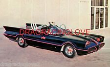 """1960s TV """"Batmobile"""" George Barris built from Lincoln """"Futura"""" 8x10 GLOSSY PHOTO"""