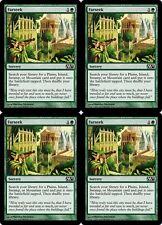 4x FARSEEK M13 Magic 2013 MTG Green Sorcery Com