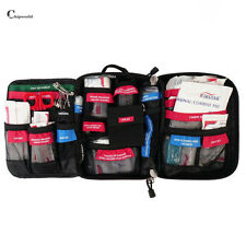 First Aid Kit Emergency Medical Bag Pack Outdoor Treatment Survival Rescue Home