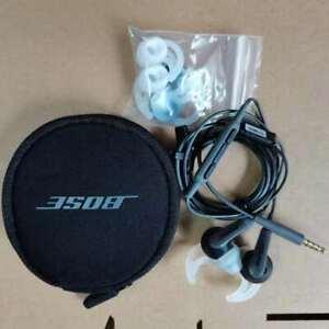 SoundSport In-Ear Earphones Headset For  Apple ios Version Color Black