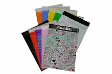 1-1000 Colored Poly Mailers 10x13 RED GREEN PINK BLUE BLACK ORANGE YELLOW PURPLE