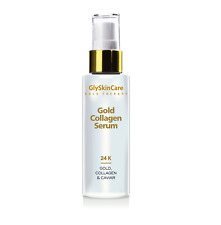 *GlySkinCare GOLD Collagen Serum 50ml - Gold, Collagen & Caviar