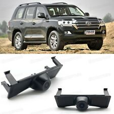 170° CCD Car Grill Front View Camera Embedded for 2016-2017 Toyota Land Cruiser