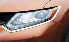 Nissan X-Trail T32 Chrom-Blenden für Frontscheinwerfer