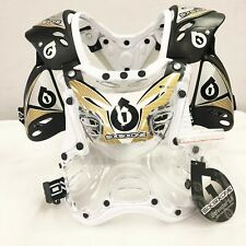 SixSixOne 661 Defender 2.5 ADULT Roost Deflector Body Armor Chest Protector MED