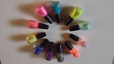 *China Glaze Nail Polish Choose Your Colors **PACK OF 1**! All Color Available!