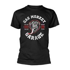 Gas Monkey Garage Red Hot Autorisé T-shirt Hommes