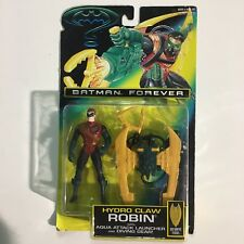 Batman Forever - Hydro Claw Robin Action Figure - Aqua Attack Launcher Kenner