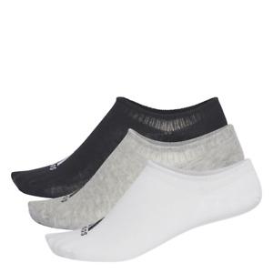 Adidas Performance Invisible Socks Running Men Women 3 Pair Training Gym CV7410