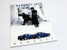 1993 Renault 19 Brochure - French