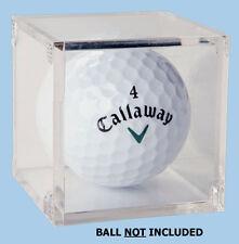 LOT OF 6 BALL QUBE - GOLF BALL QUBES  - NEW - USA MADE - FREE SHIP    #BQ-104
