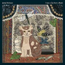 """JAMES YORKSTON I Was A Cat From A Book UK 10"""" vinyl 2-LP + MP3 UNPLAYED"""