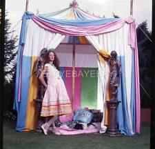 511F MARISA BERENSON  Harry Langdon Transparency w/rights
